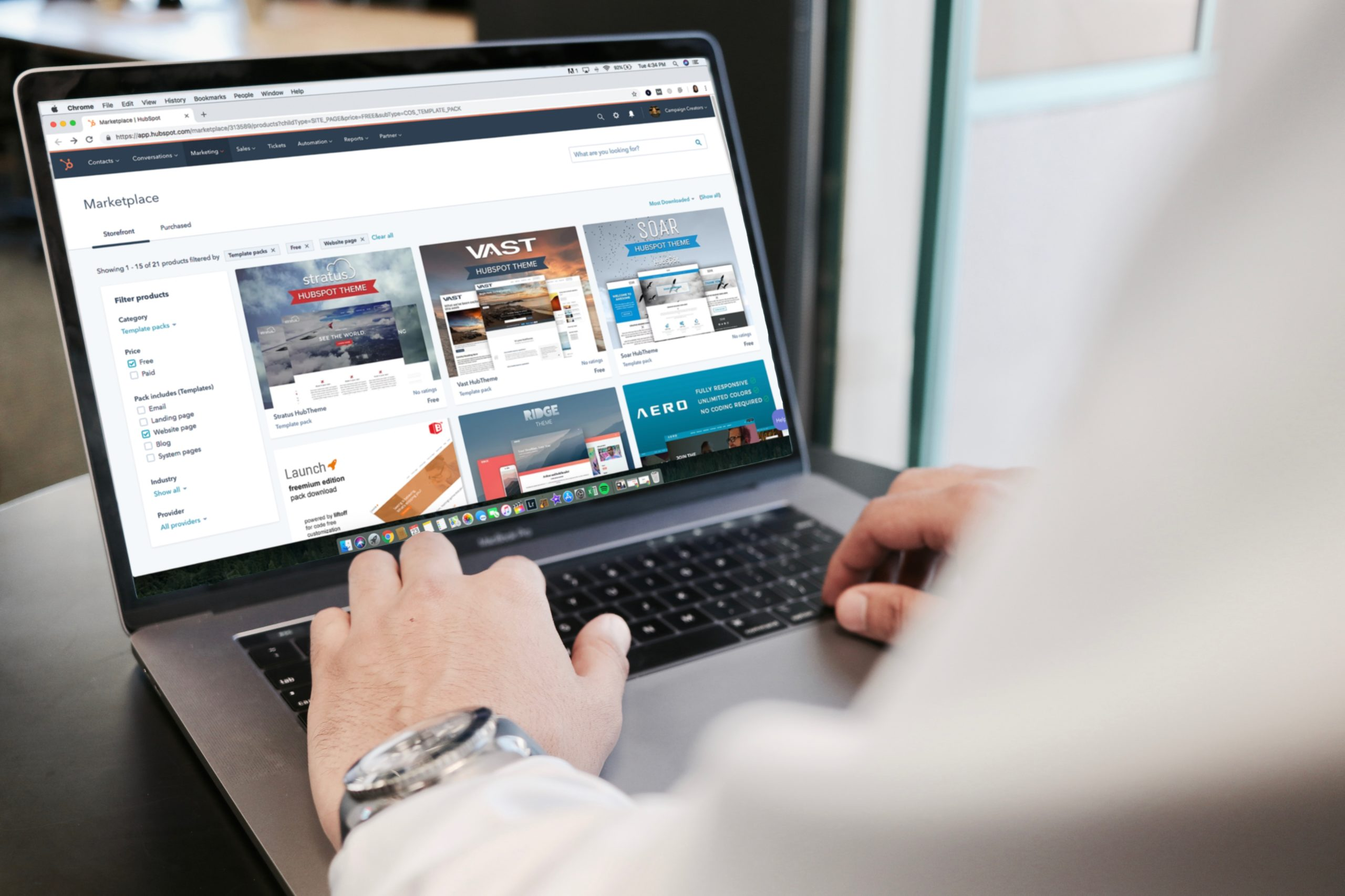 Weniger CO2 durch Online Shopping